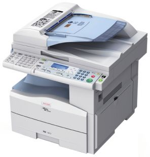 Ricoh Aficio mp 201 spf